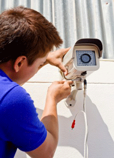 Emergency CCTV service and maintenance in East London areas